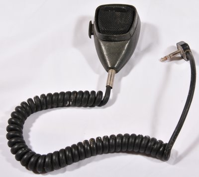 Federal Signal microphone model MNCT