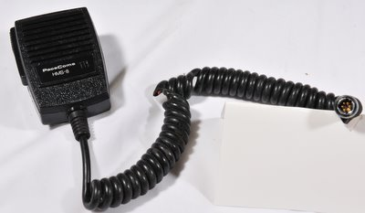 PaceComs microphone model HMS-8, damaged cord