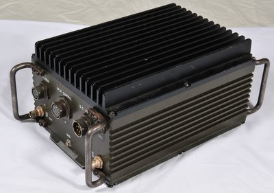 Harris RF-5110 Power amplifier 125Watt for the RF-5000 series radios (missing low-pass filter board)