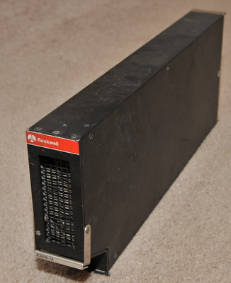 Aircraft Radio Power Supply Rockwell Collins 636W-1A for 548T 400W amp