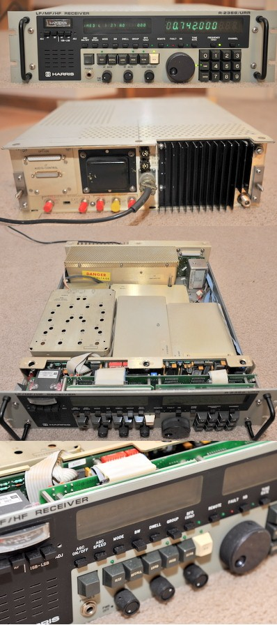 Repair and Servicing of ITT Mackay Radios, Amps, and Tuners MSR-8000, 8000D, 5050 8050, 1020, 3030, 4030 etc.