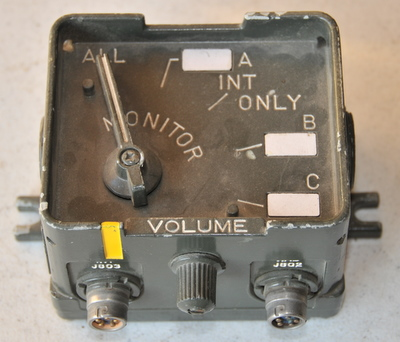 C-2298/VRC intercom control