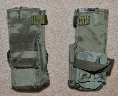 Military Radio pouch for Racal Cougar, PRC-6515, etc. type 1