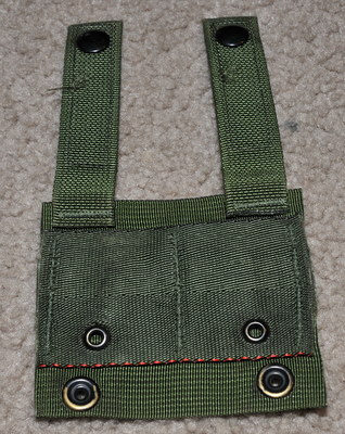 Military MOLLE to Alice adapter