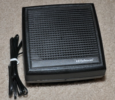 EF Johnson base speaker NOS