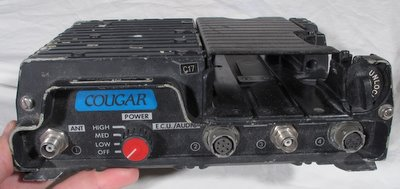 Racal Cougar VHF Amplifier S-M-T TA4523HB