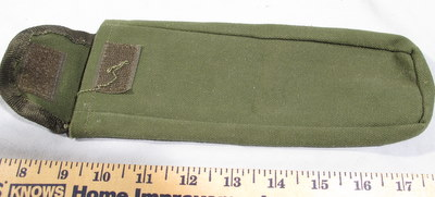 Chinese Military radio antenna pouch