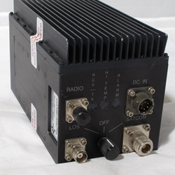 Automated Business Power ABP-40WMBK Multiband Amplifier 30-512MHz 40Watts runs on 24-28VDC