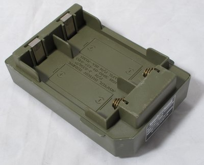 Bren-Tronics J-6356/U Battery Charger Adapter BTA-70395