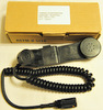 H-250/U Handset Harris made 10075-1344 NOS
