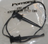 Mini-Grabber patch cord Pomona 12 inches