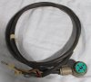 Military Radio power cable short, CX-4720