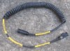 Headset bailout audio cable CX-13479/VRC 8 ft-4in 5995-01-429-5177