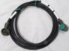 Harris 12 foot Power Cable RF-5051PS to VAU 10570-0716-A012 un-used