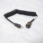 AN/GXC-7A AC Power Cable 5995-01-090-6101