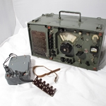 Russian R-311 1-15MHz Shortwave Receiver with Power Supply, Very neat radio!