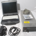 Comint Consulting Krypto500 Complete Licensed System for Narrowband Signals Analysis and Decoding comes with Computer and WJ-8712-1 HF Receiver