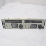 Cubic R-3036 Dual HF Receiver Front Panel