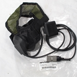Harris RF-3020-HS001 Lightweight Headset un-used