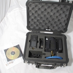 iDEN Jugular GSM RF Detector with Directional Antenna and transit case