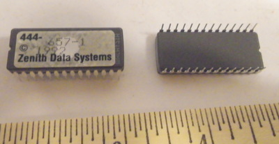 444-0657-01—ZENITH DATA SYSTEMS, Semiconductor