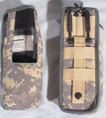 Harris RF-5932-CA001 Case Pouch for PRC-152 new