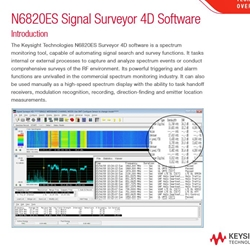 Ultimate SIGINT RF Intercept System 2 Keysight N6841A, N6820S,N6829BS 20MHz-6GHz!